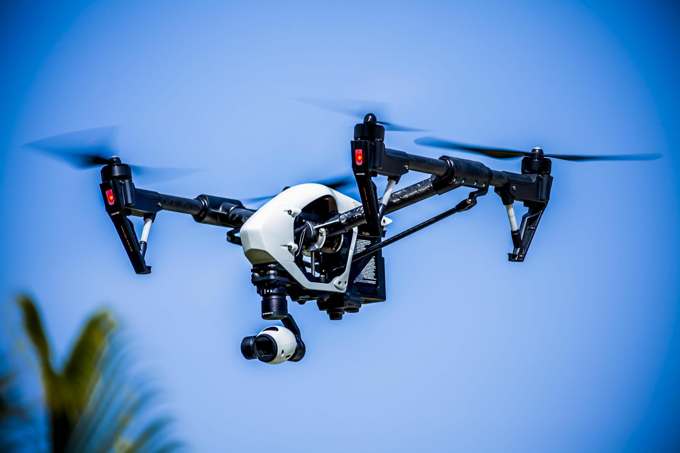 alcom video drone